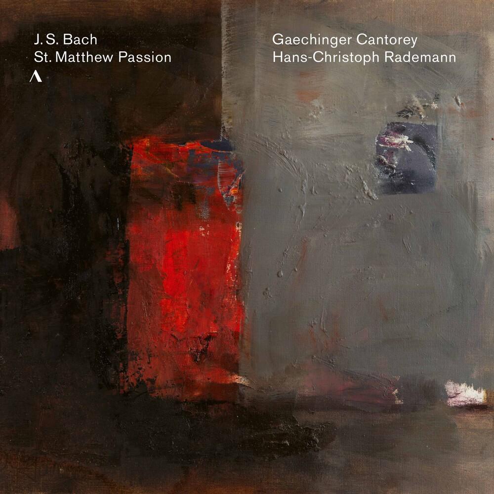 J Bach .S. / Gaechinger Cantorey / Rademann - St Matthew Passion 244