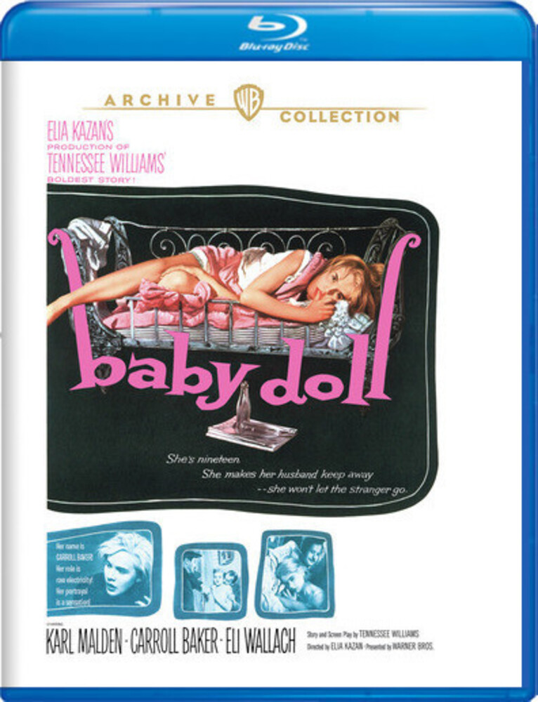 Baby Doll (1956) - Baby Doll