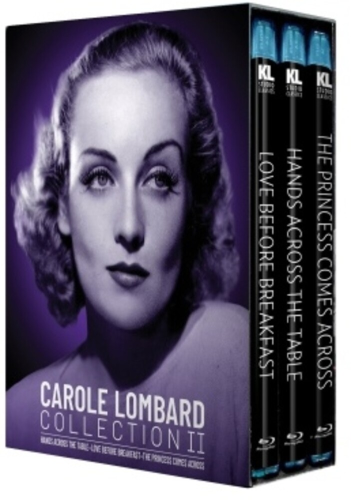 Carole Lombard Collection II - Carole Lombard Collection II