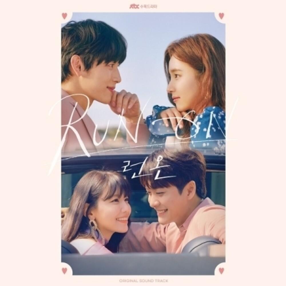 Run On (Jtbc Drama) / O.S.T. - Run On (Korean JTBC Drama Soundtrack) (2 CD)
