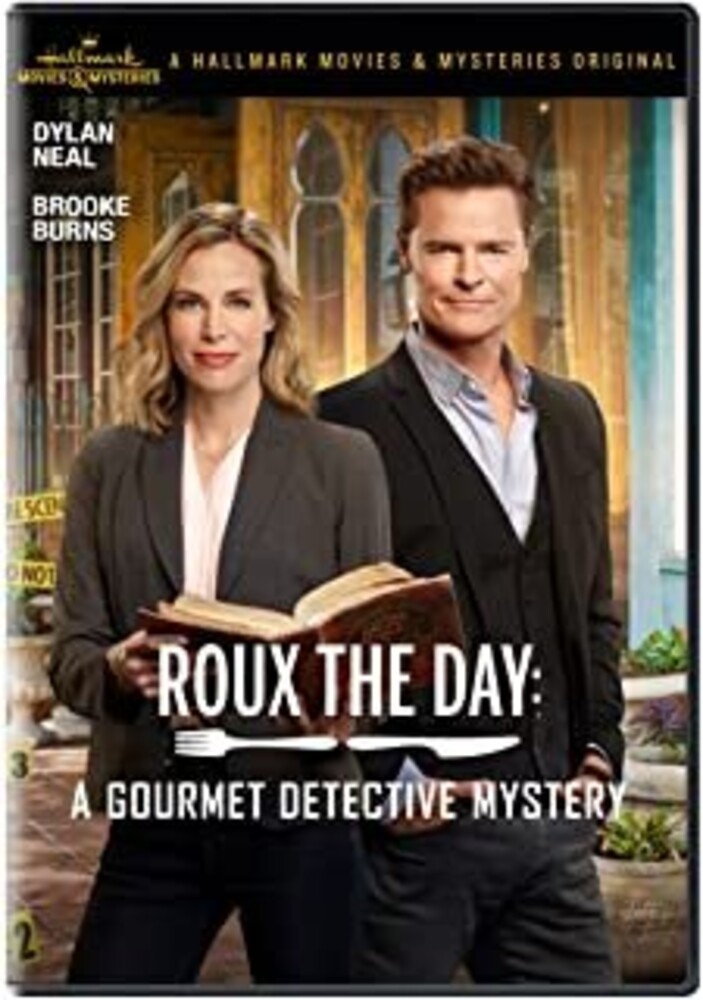- Roux The Day: A Gourmet Detective Mystery Dvd