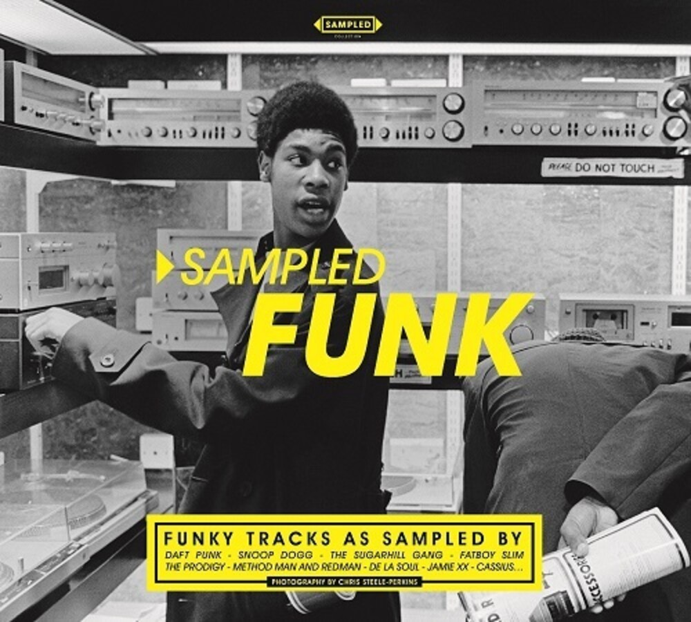 Sampled Funk / Various - Sampled Funk / Various [Digipak] (Fra)
