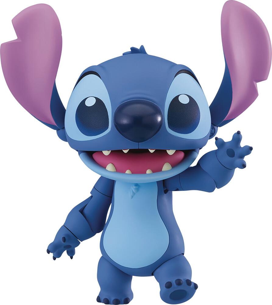 Good Smile Company - Good Smile Company - Disney Lilo & Stitch Stitch Nendoroid ActionFigure