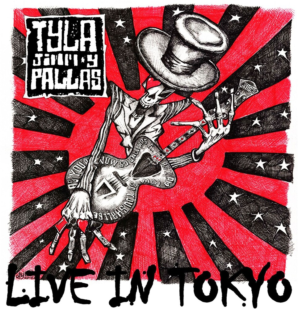 Tyla Pallas  J - Live In Japan (CD+DVD)