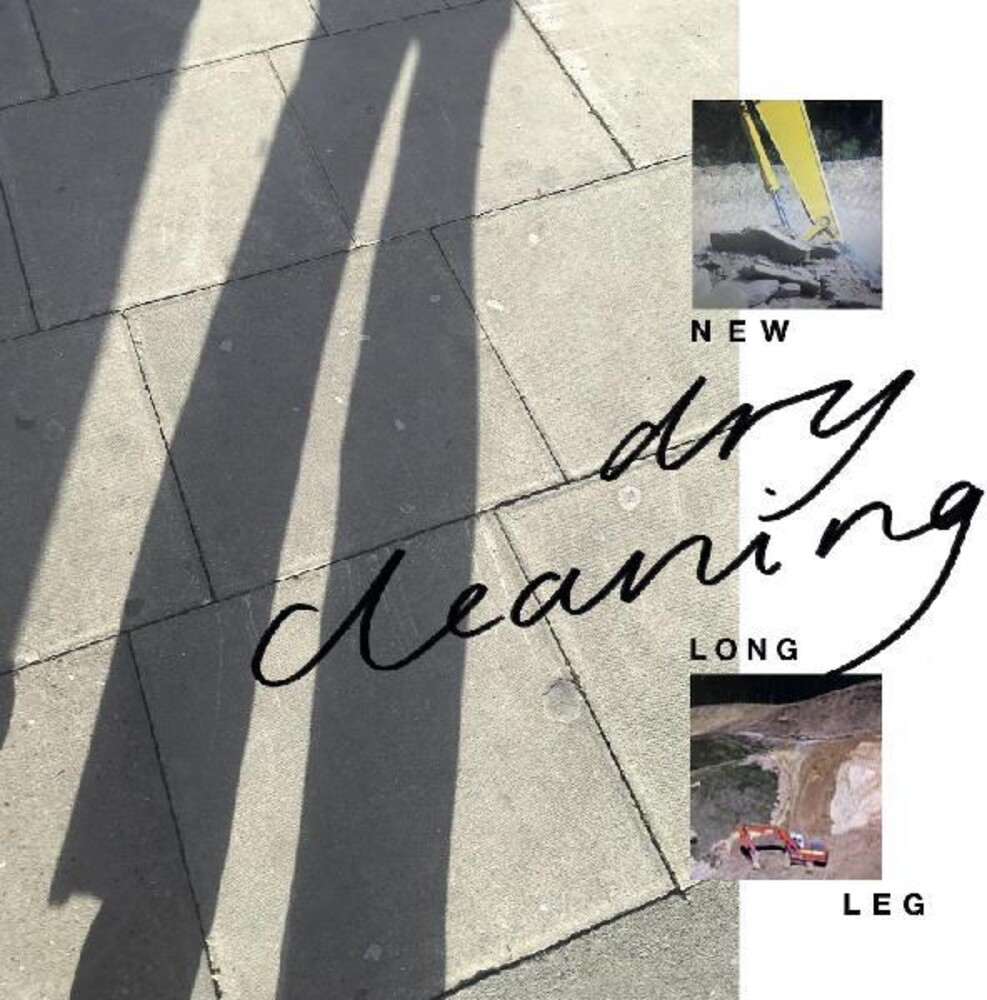 Dry Cleaning - New Long Leg [Colored Vinyl] (Ylw) [Indie Exclusive]