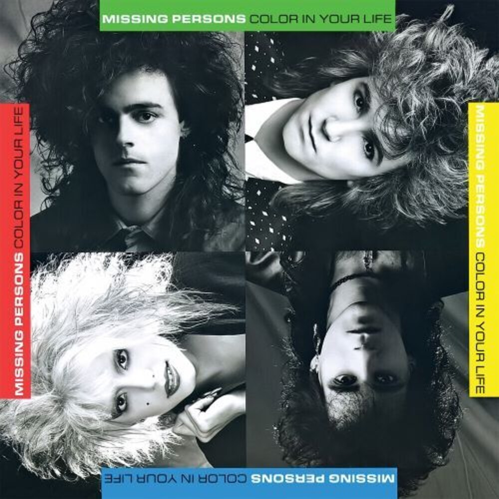 Missing Persons - Color In Your Life (2021 Remastered & Expanded Ed