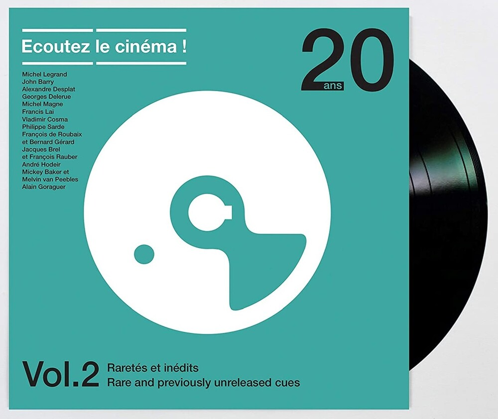 Ecoutez Le Cinema: Raretes Et Inedits / Various - Ecoutez Le Cinema: Raretes Et Inedits / Various