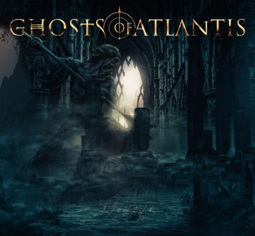 Ghosts of Atlantis - 3.6.2.4 (Turquoise Vinyl) [Colored Vinyl]