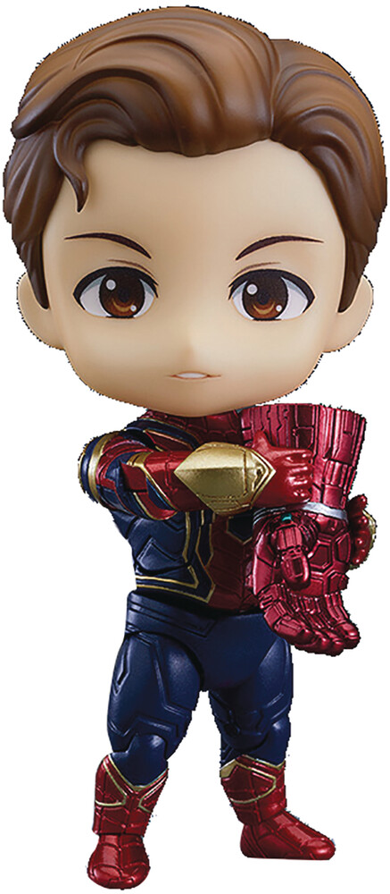 - Avengers Endgame Iron Spider Endgame Version Nendo