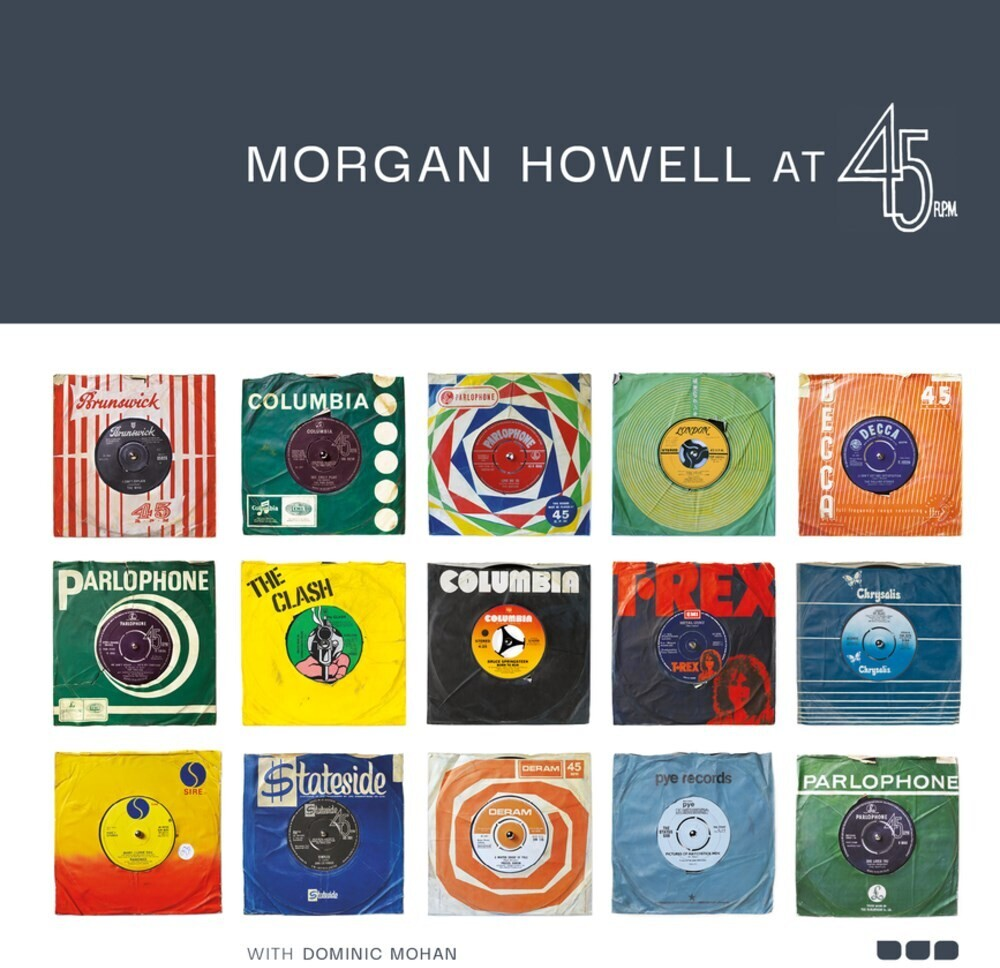 Morgan Howell  / Mohan,Dominic - Morgan Howell At 45 Rpm (Hcvr)