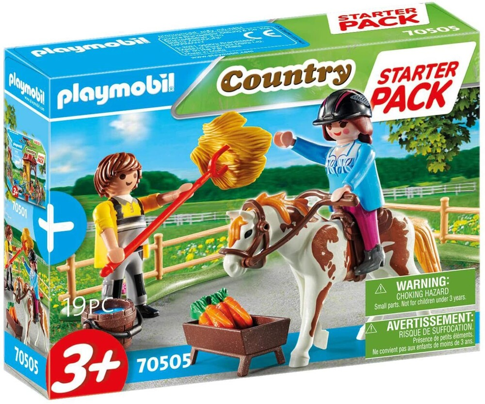 - Country Horseback Riding Starter Pack (Fig)