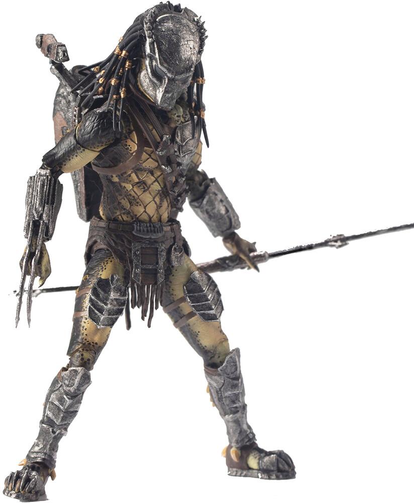 - Avp 2 Wolf Predator Px 1/18 Scale Af (Afig) (Clcb)