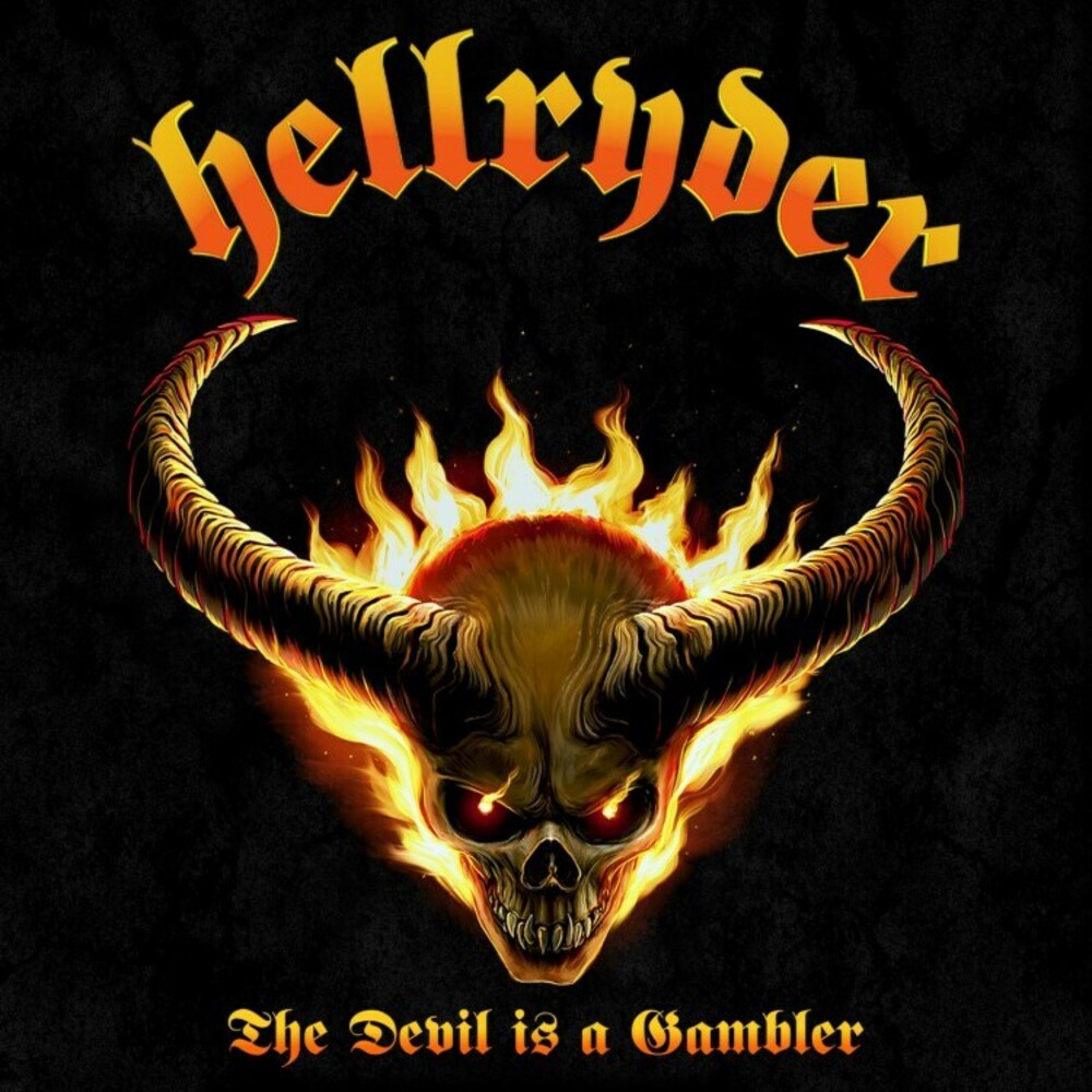 Hellryder - Devil Is A Gambler (Bonus Track) [Digipak]