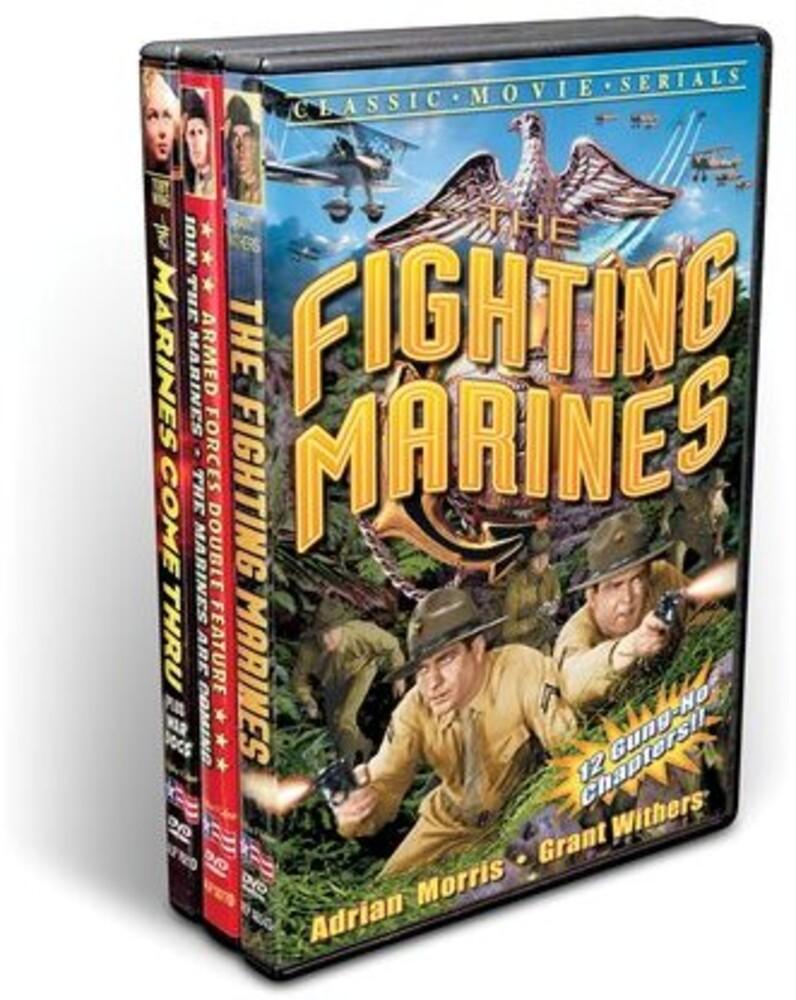 - Semper Fi Cinema: Marines In The Movies (3pc)