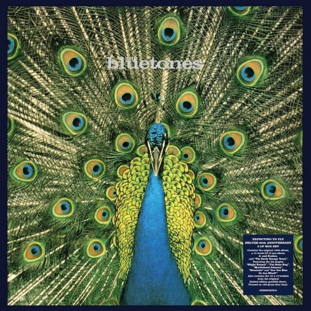 Bluetones - Expecting To Fly: 25th Anniversary (Blue) (Box)