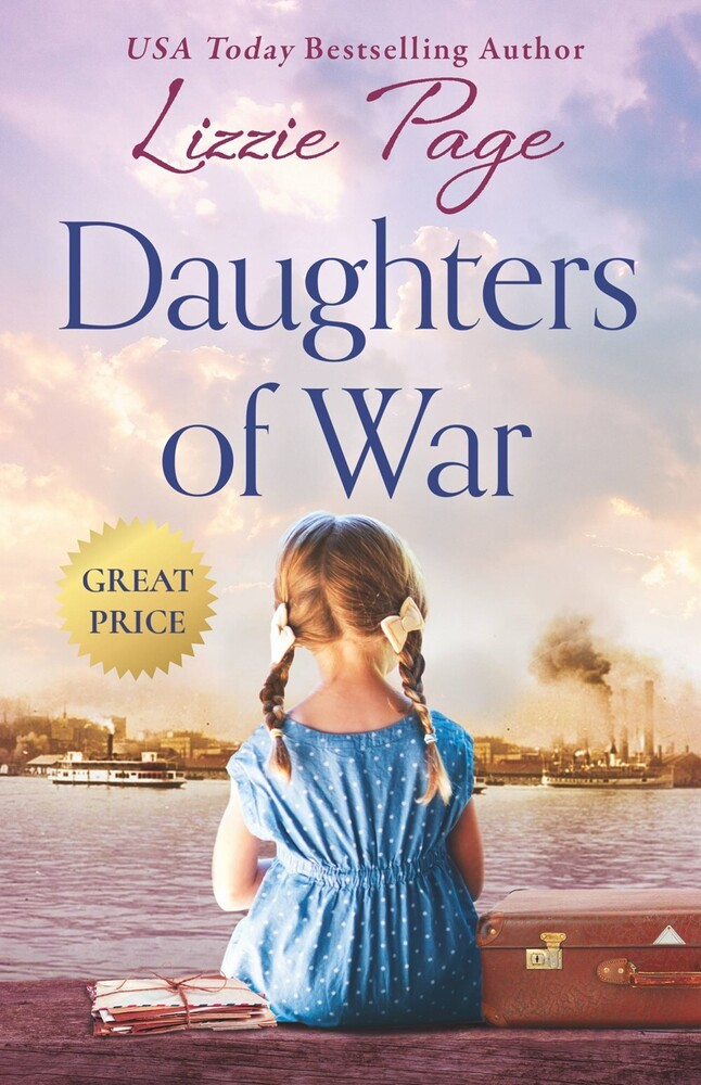 Lizzie Page - Daughters Of War (Ppbk)