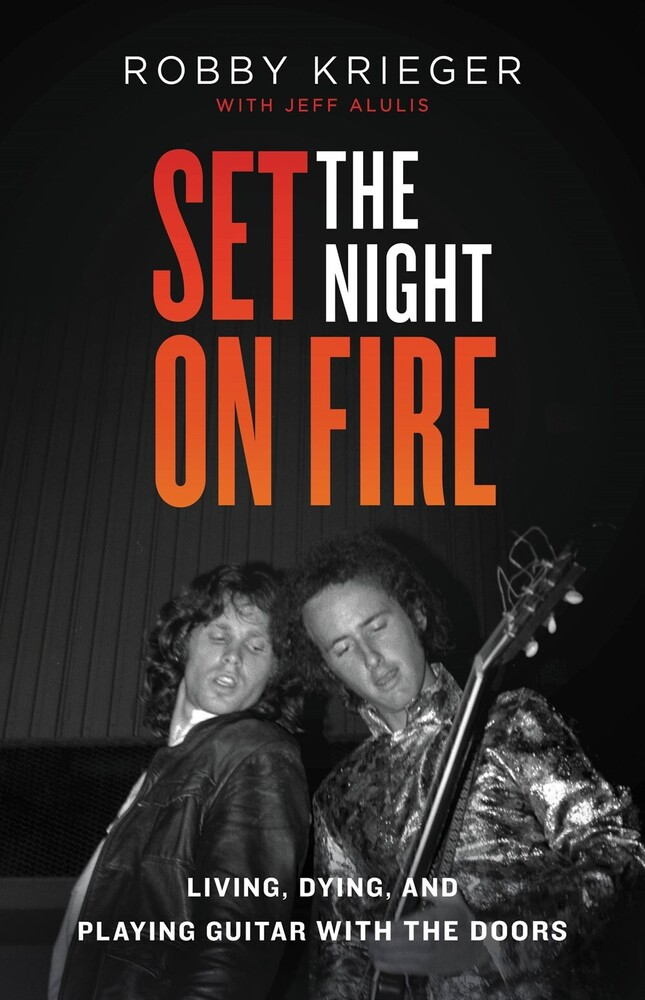 Robby Krieger - Set The Night On Fire (Hcvr)