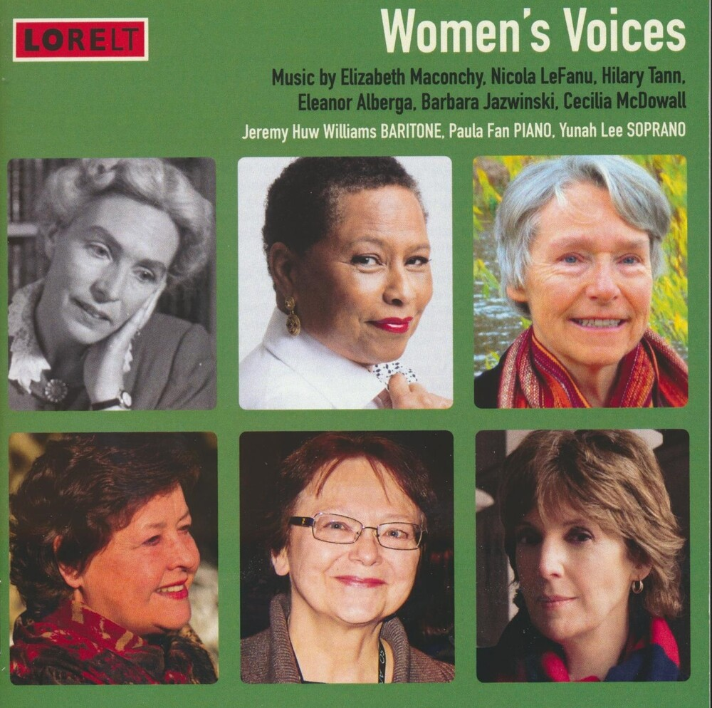 - Women's Voices (Various Artists)