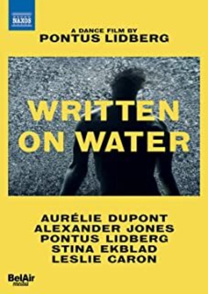 - Written On Water