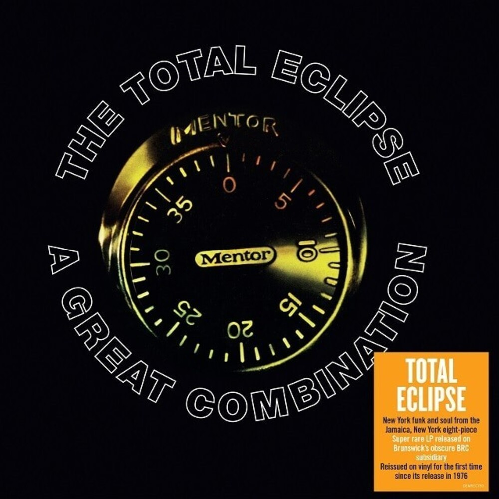 Total Eclipse - Great Combination (Blk) (Ofgv) (Uk)
