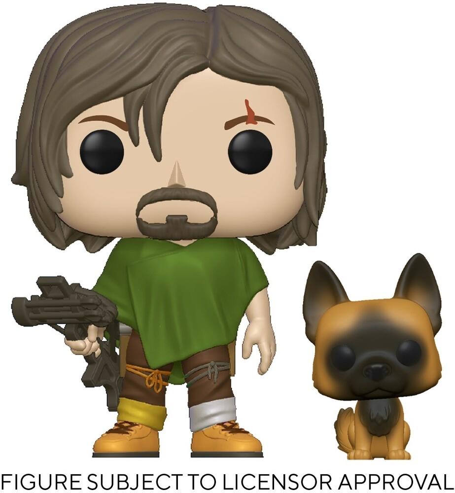 - Walking Dead- Daryl (Vfig)