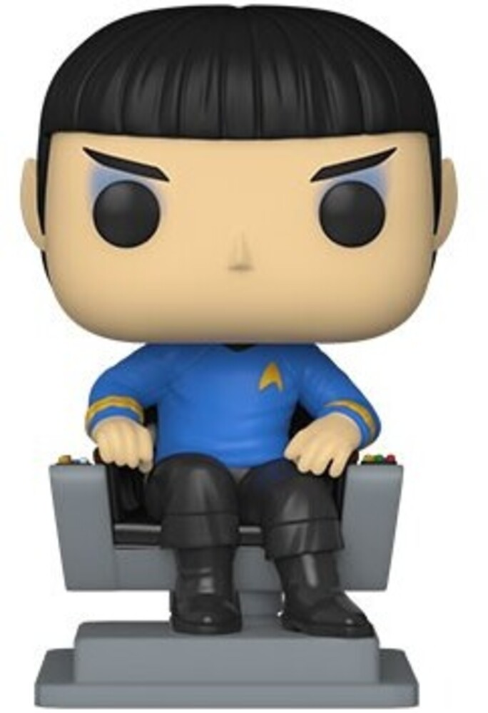 - Pop! With Purpose Youthtrust - Spock In Chair