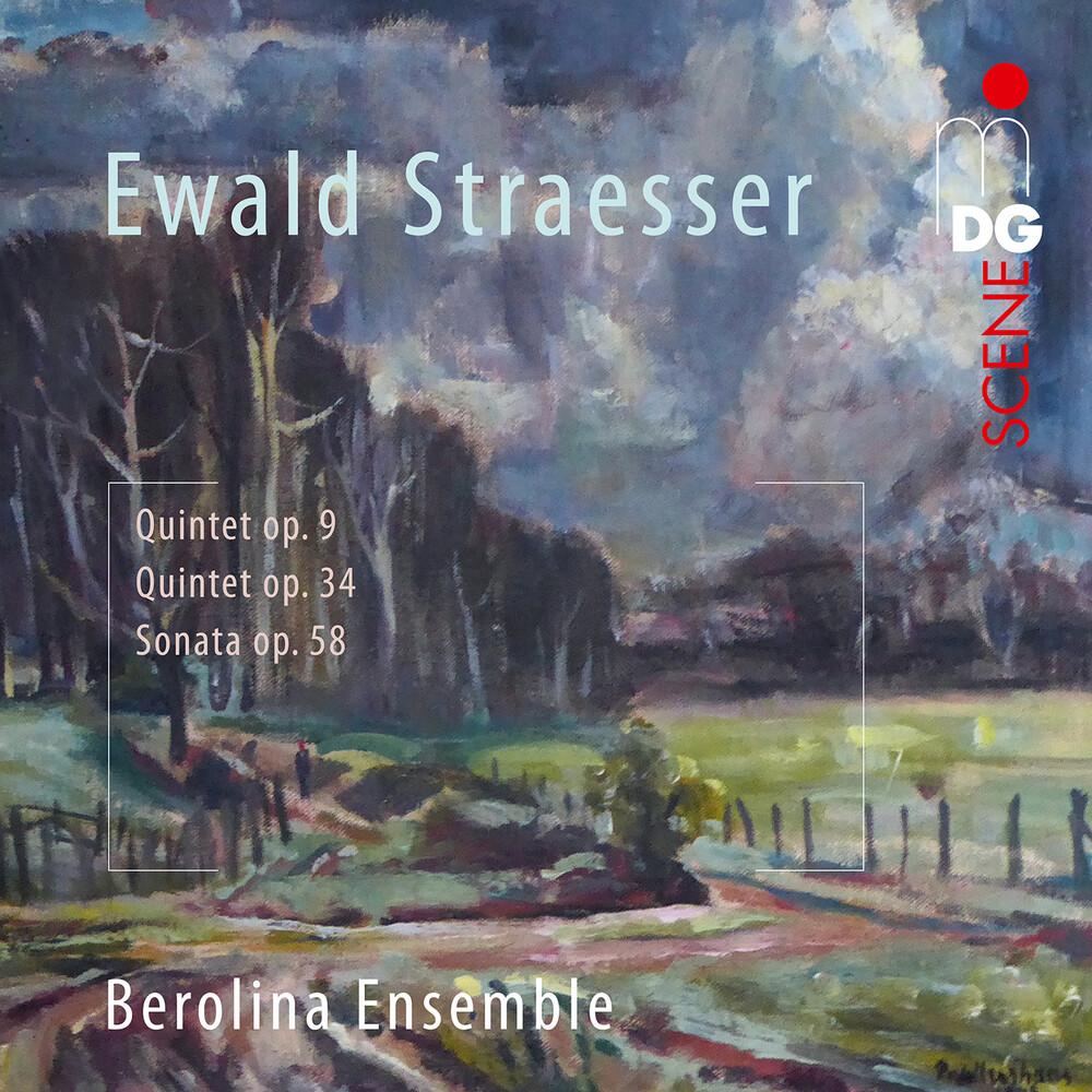 Straesser / Berolina Ensemble - Chamber Music (Hybr)
