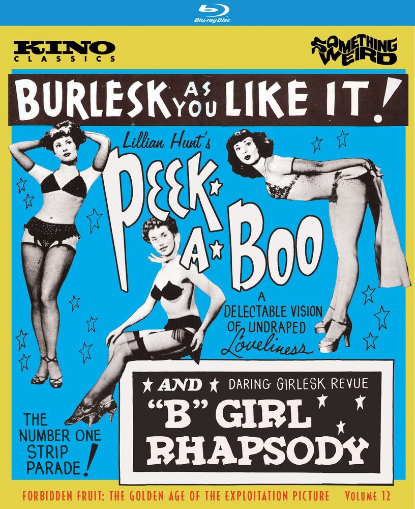Peek-a-Boo / B Girl Rhapsody - Peek-A-Boo / B Girl Rhapsody