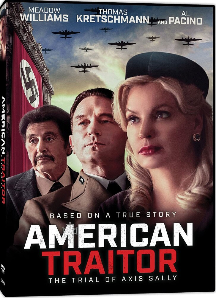 American Traitor: Trial of Axis Sally - American Traitor: Trial Of Axis Sally
