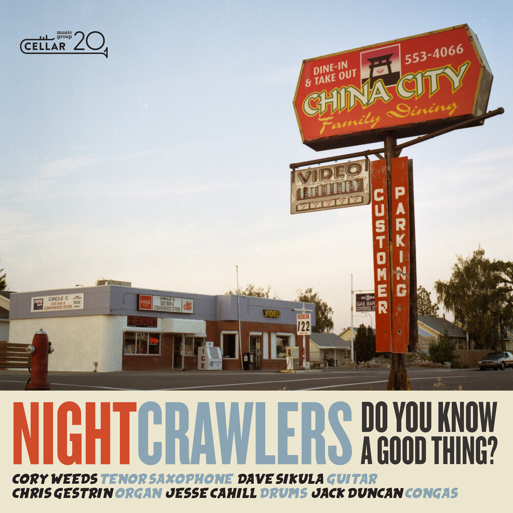 Nightcrawlers - Do You Know A Good Thing?