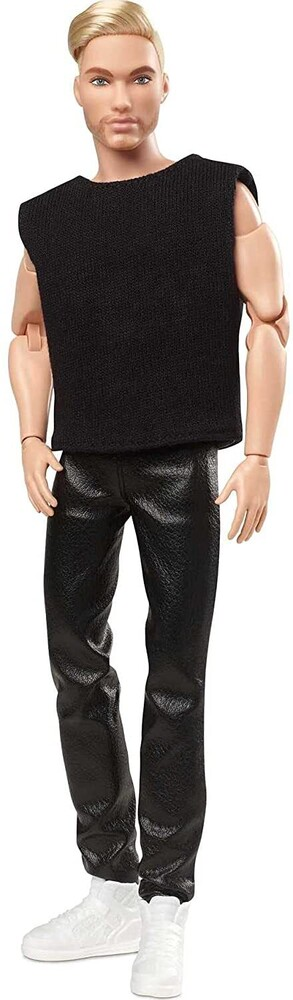 - Barbie Made To Move Basics Ken Doll Blonde (Papd)