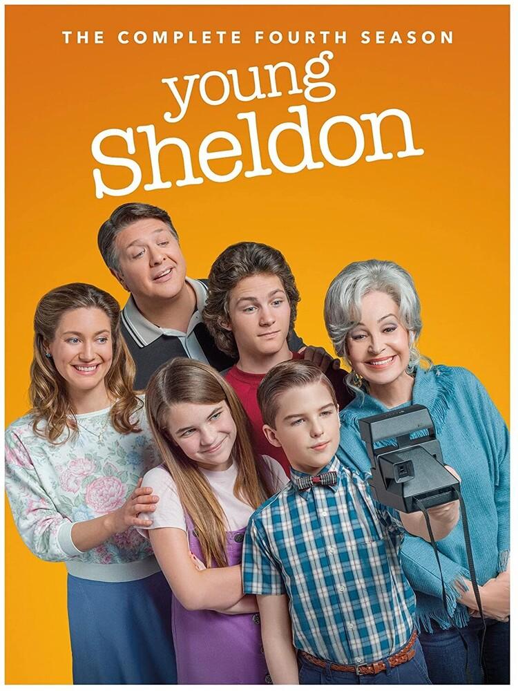 - Young Sheldon: Fourth Season (2pc) / (2pk Amar)