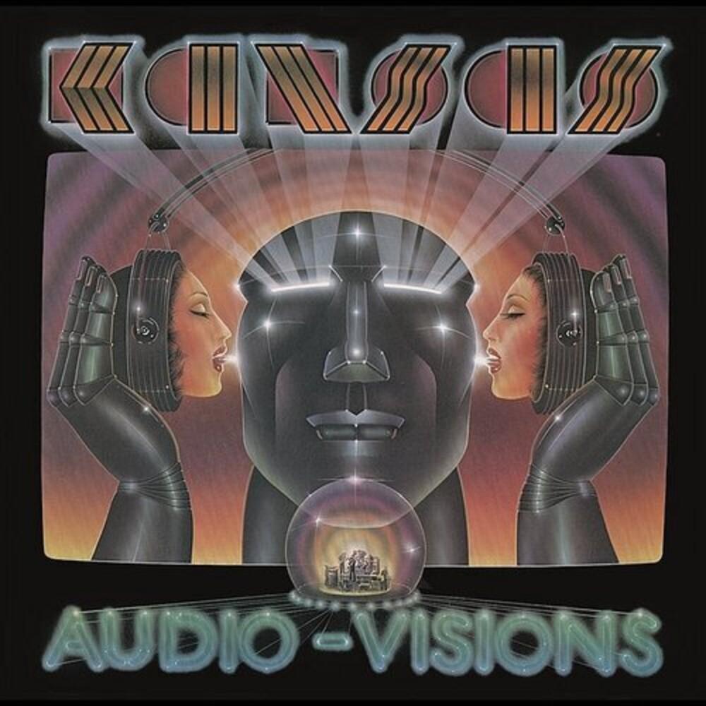 Kansas - Audio Visions (Audp) [Colored Vinyl] (Gate) [180 Gram] (Post)