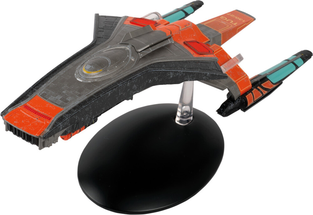 Star Trek Starships - Star Trek Starships - Starfleet Wallenberg Tug