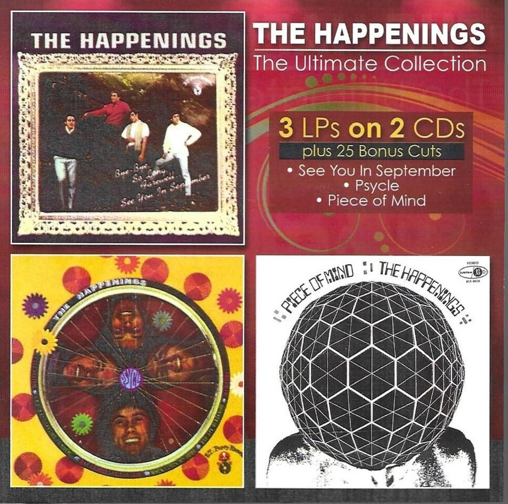 Happenings - Ultimate Collection / All Their Hits (2pk)