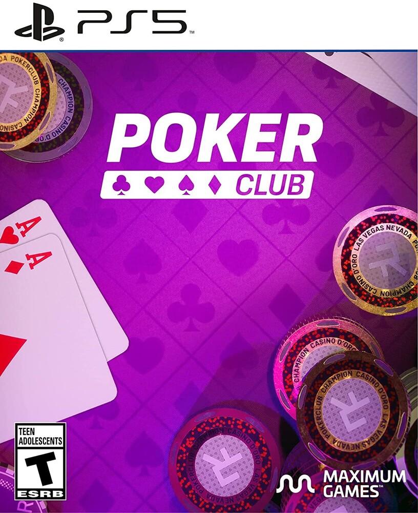 Ps5 Poker Club - Ps5 Poker Club