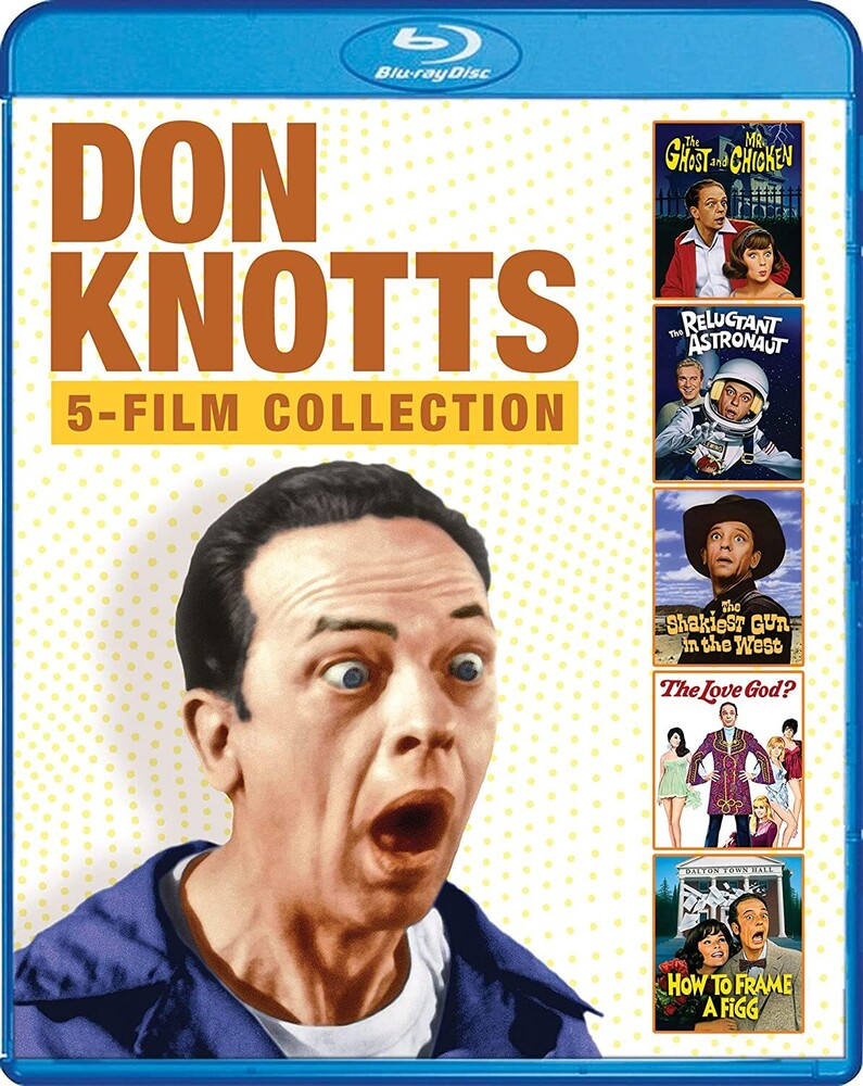 Don Knotts Collection - Don Knotts Collection (3pc) / (3pk)