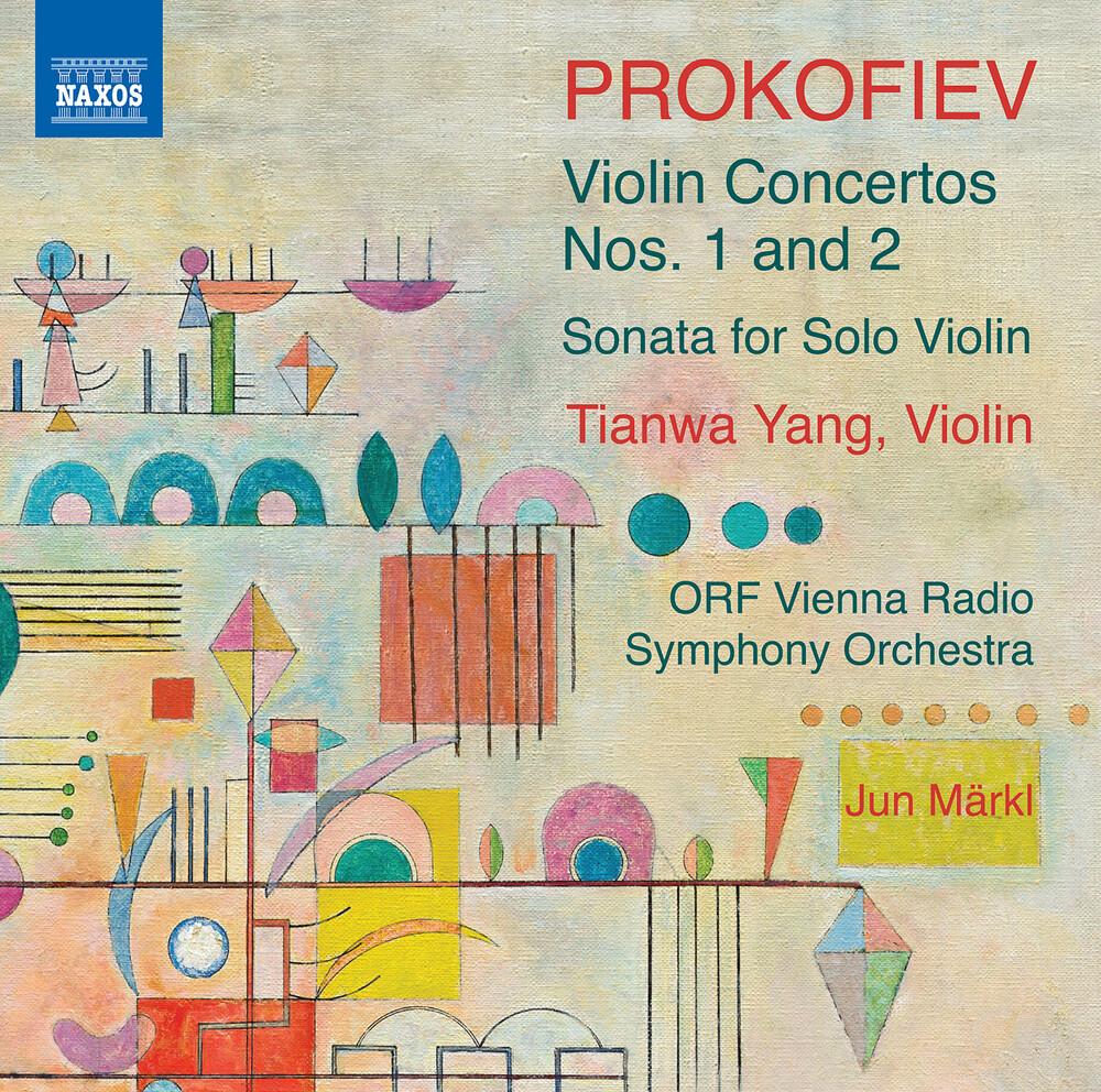 Prokofiev / Yang - Violin Concertos 1 & 2 & Sonata for Solo Violin