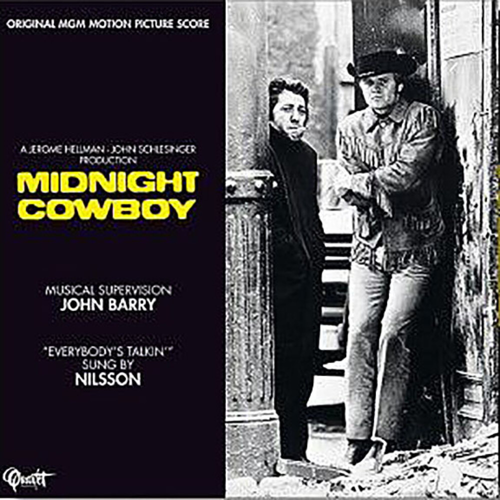 John Barry - Midnight Cowboy (Original Soundtrack) [Limited]