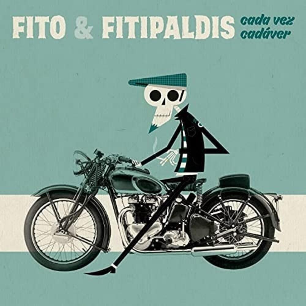 Fito y Fitipaldis - Cada Vez Cadaver (W/Cd) (Spa)