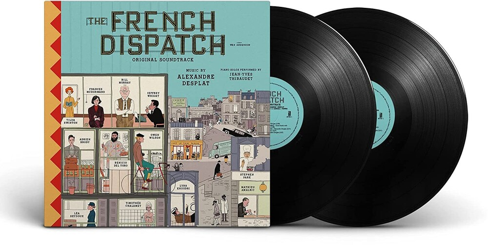 French Dispatch / O.S.T. - French Dispatch / O.S.T.