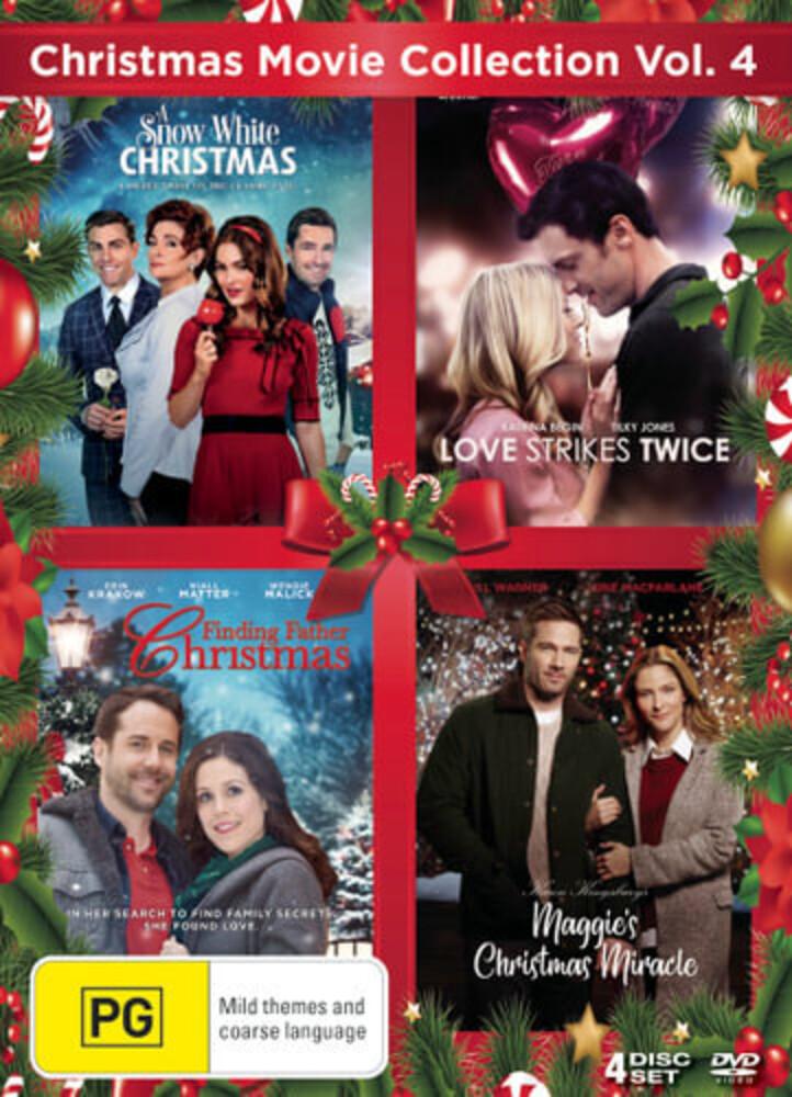 Christmas Movie Coll 4: Maggies Xmas Miracle - Christmas Movie Coll 4: Maggies Xmas Miracle (4pc)