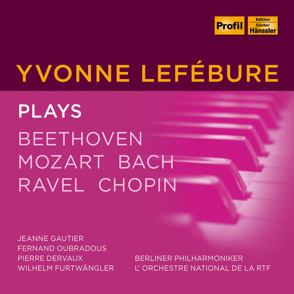 Yvonne Lefebure Edition / Various (Box) - Yvonne Lefebure Edition / Various (Box)