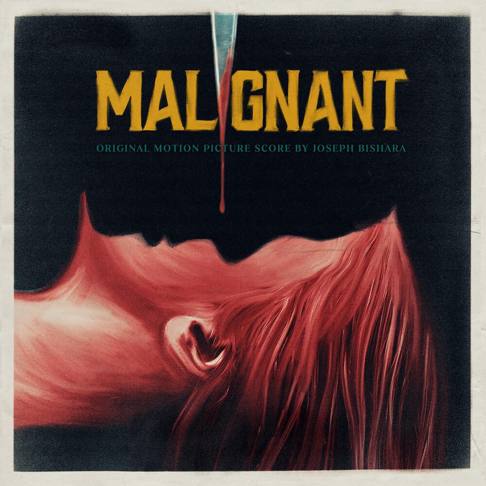 Joseph Bishara - Malignant (Original Score) (Splatter Vinyl)