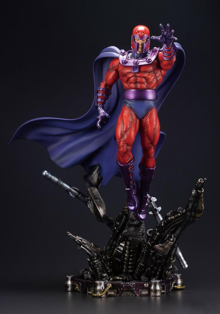 Marvel Universe - Magneto X-Men Fine Art Statue - Marvel Universe - Magneto X-Men Fine Art Statue