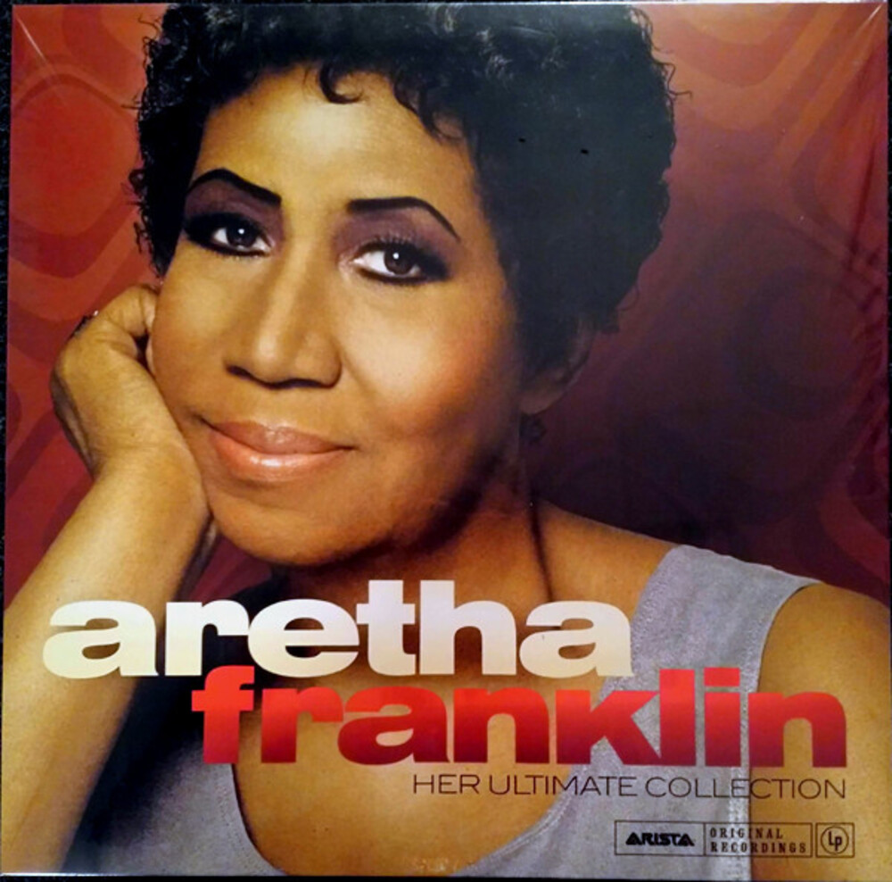 Aretha Franklin - Her Ultimate Collection [180-Gram Red Colored Vinyl]