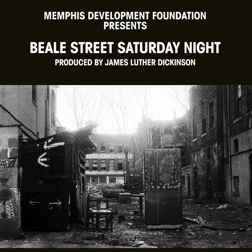 Beale Street Saturday Night - Beale Street Saturday Night [Clear Vinyl]