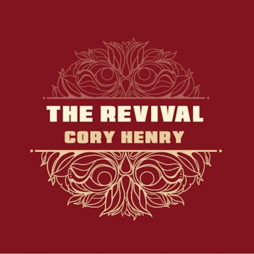 Cory Henry - The Revival [CD+DVD]