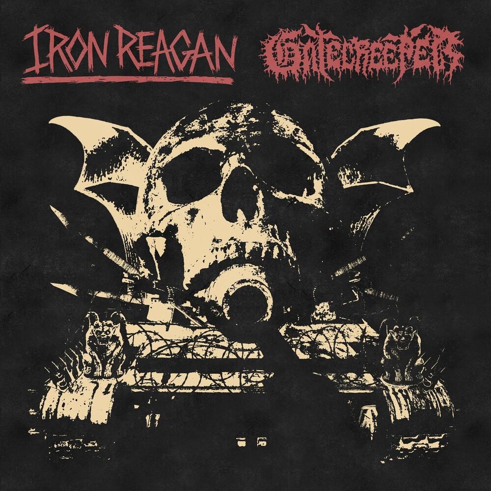 Iron Reagan / Gatecreeper - Split [Indie Exclusive Limited Edition Blood Red Vinyl]