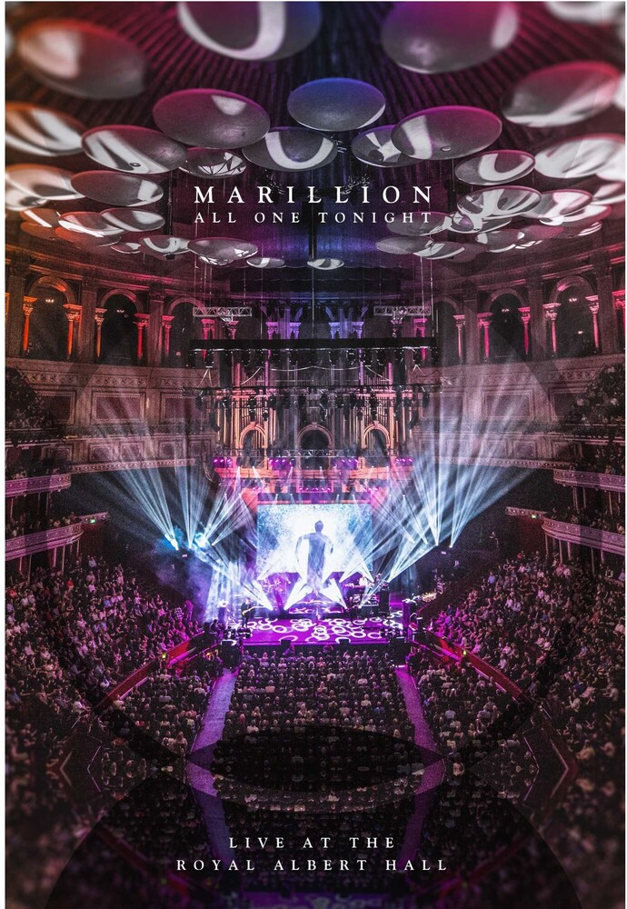 Marillion - All One Tonight (Live At The Royal Albert Hall) [DVD]